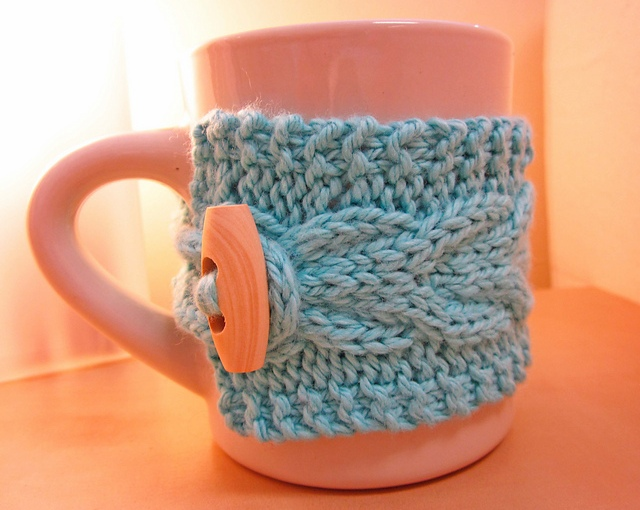 Sweater Mug Cozy
