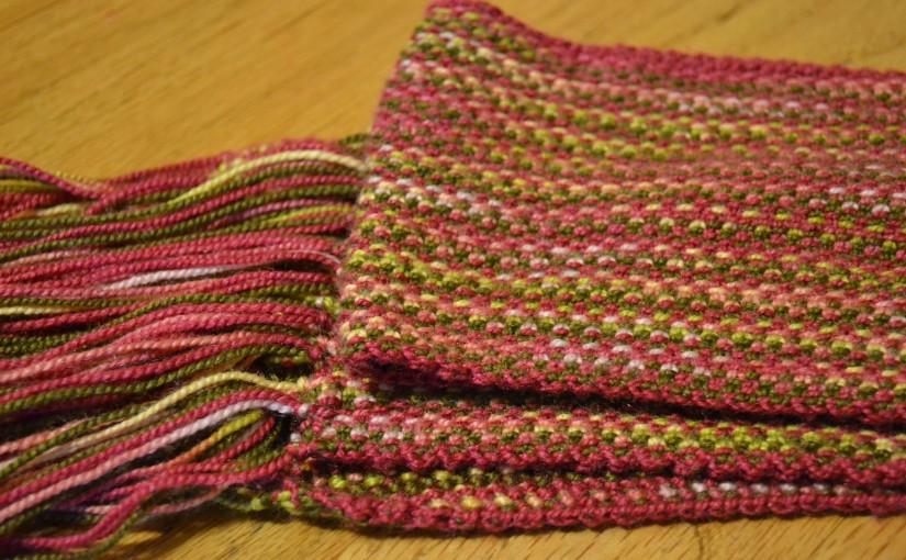 Koigu Linen StitchScarf