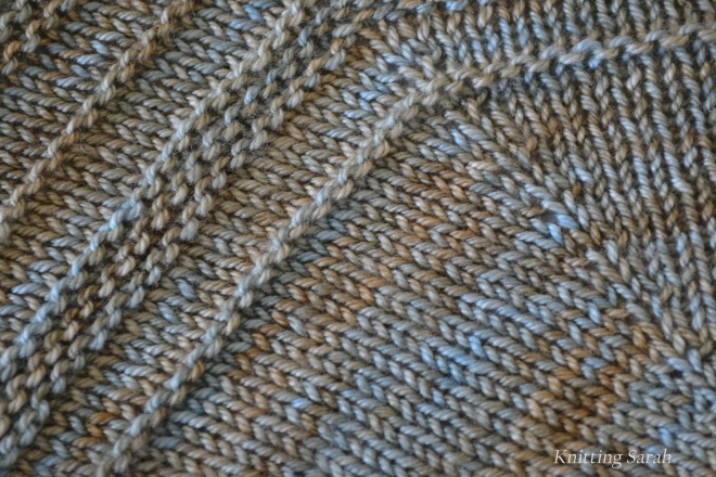 close up spiral qrs