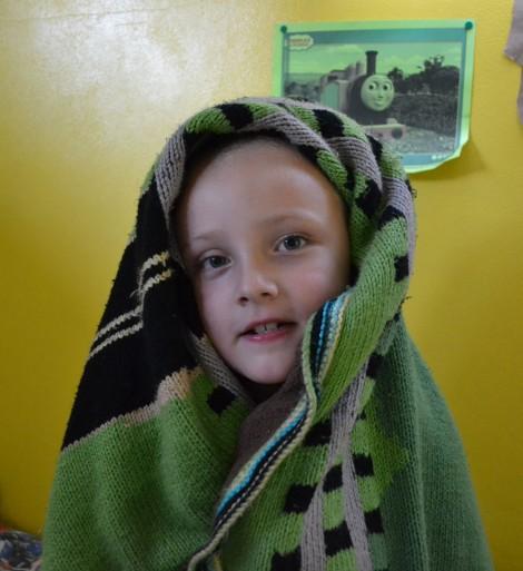 aldo blanket