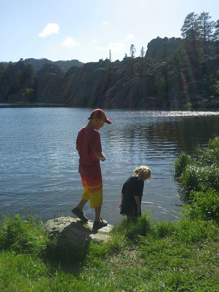 aldo delia lake