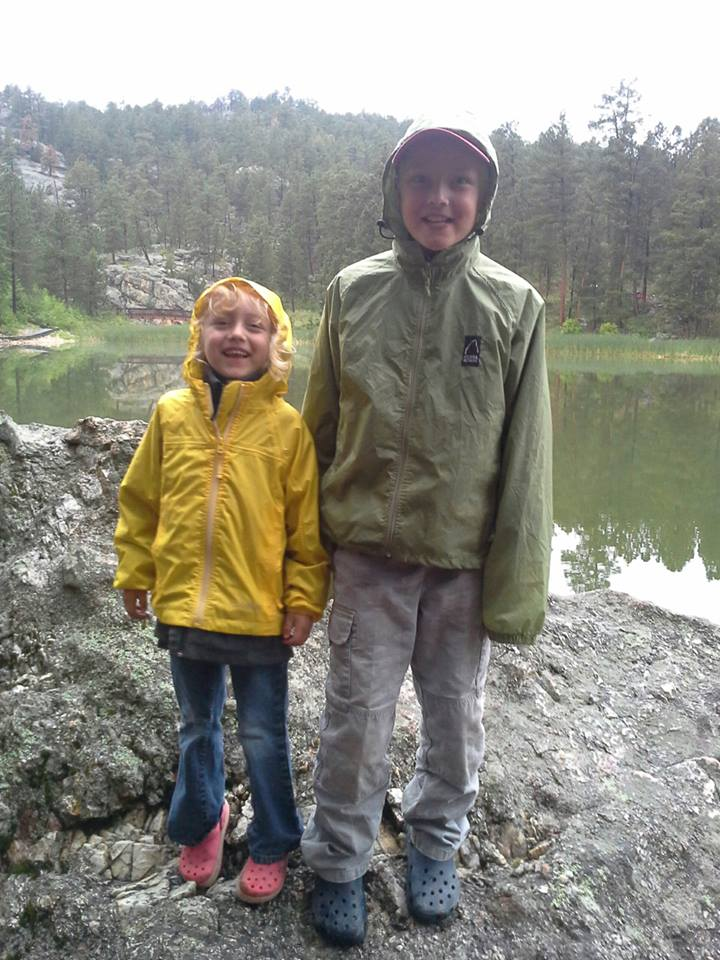 kids rainy day
