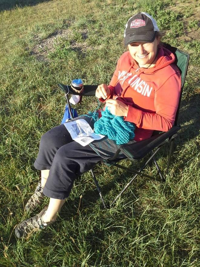 me badlands knitting