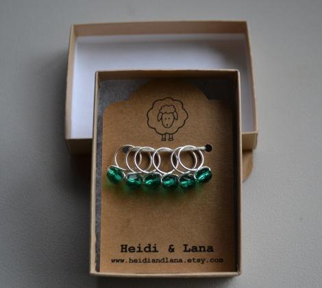 heidi and lana markers