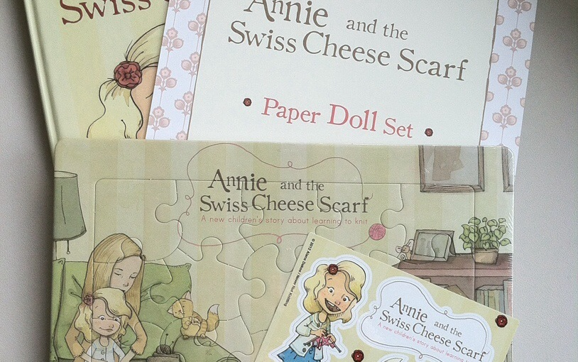 In Review: Annie and the Swiss Cheese Scarf