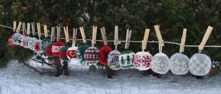 December all balls