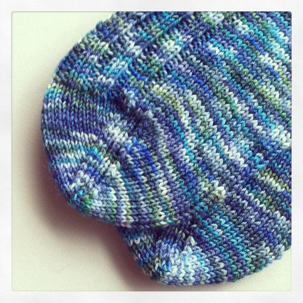 Knit Kitchener Stitch To Finish A Sock : Socks with Sarah: Kitchener Stitch the Toe knittingsarah