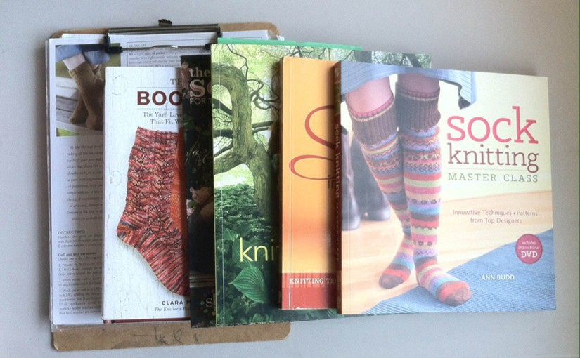 All About Socks:Patterns