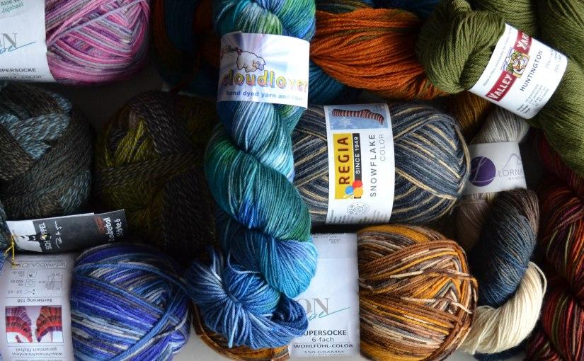 All About Socks: YarnBasics
