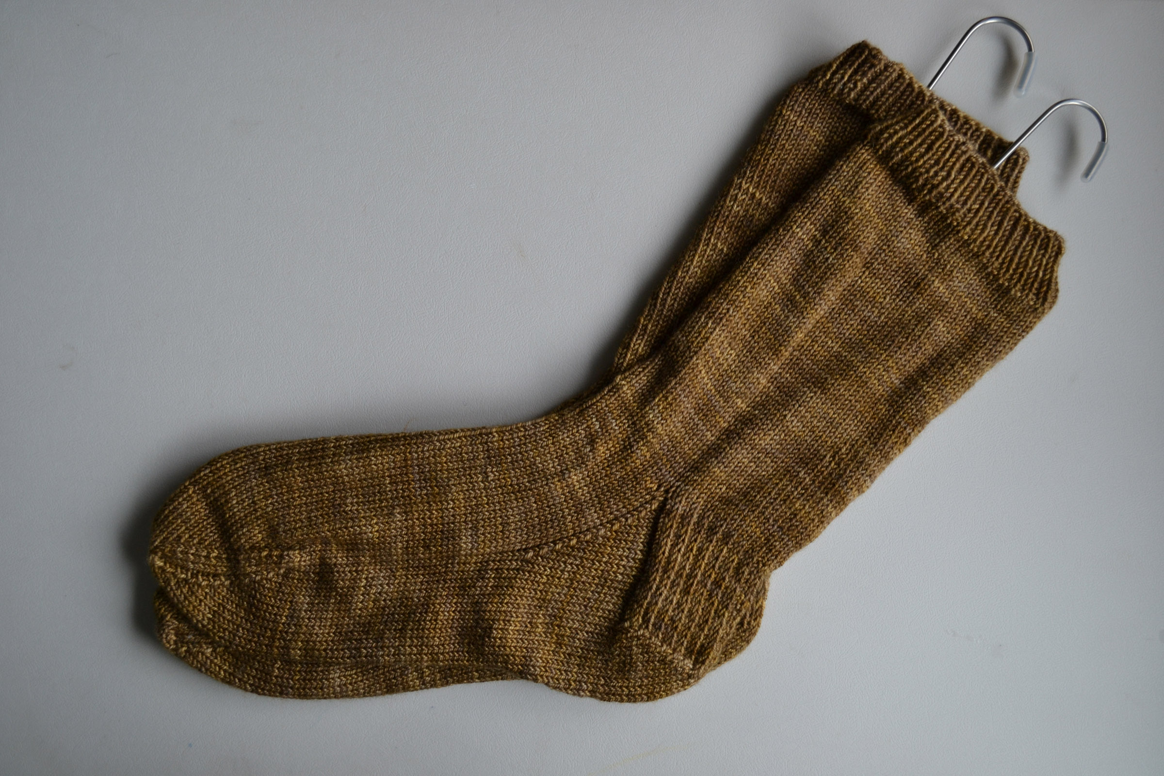 Another churchmouse basic sock knittingsarah as i said they are made using the churchmouse yarns teas basic sock pattern and knit in socks that rock mediumweight in the muddy bottom breakdown bankloansurffo Gallery