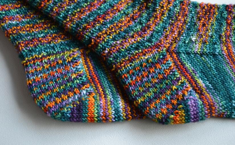 Dyeabolical Yarn + Hermione's EverydaySocks