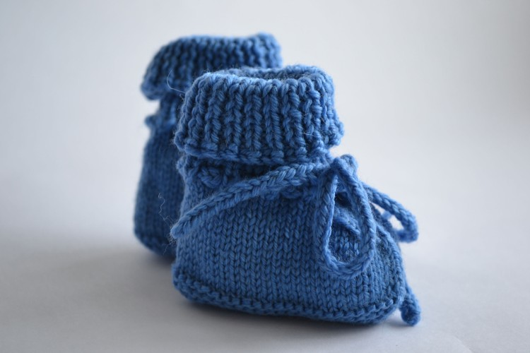 newbornbooties
