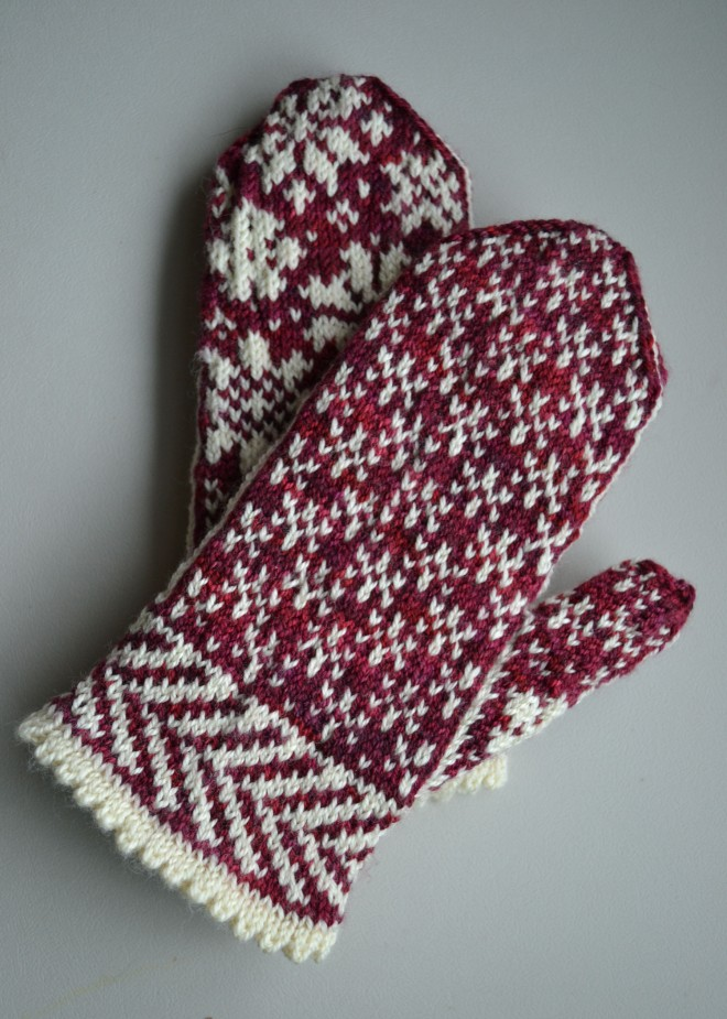 palm side mitt