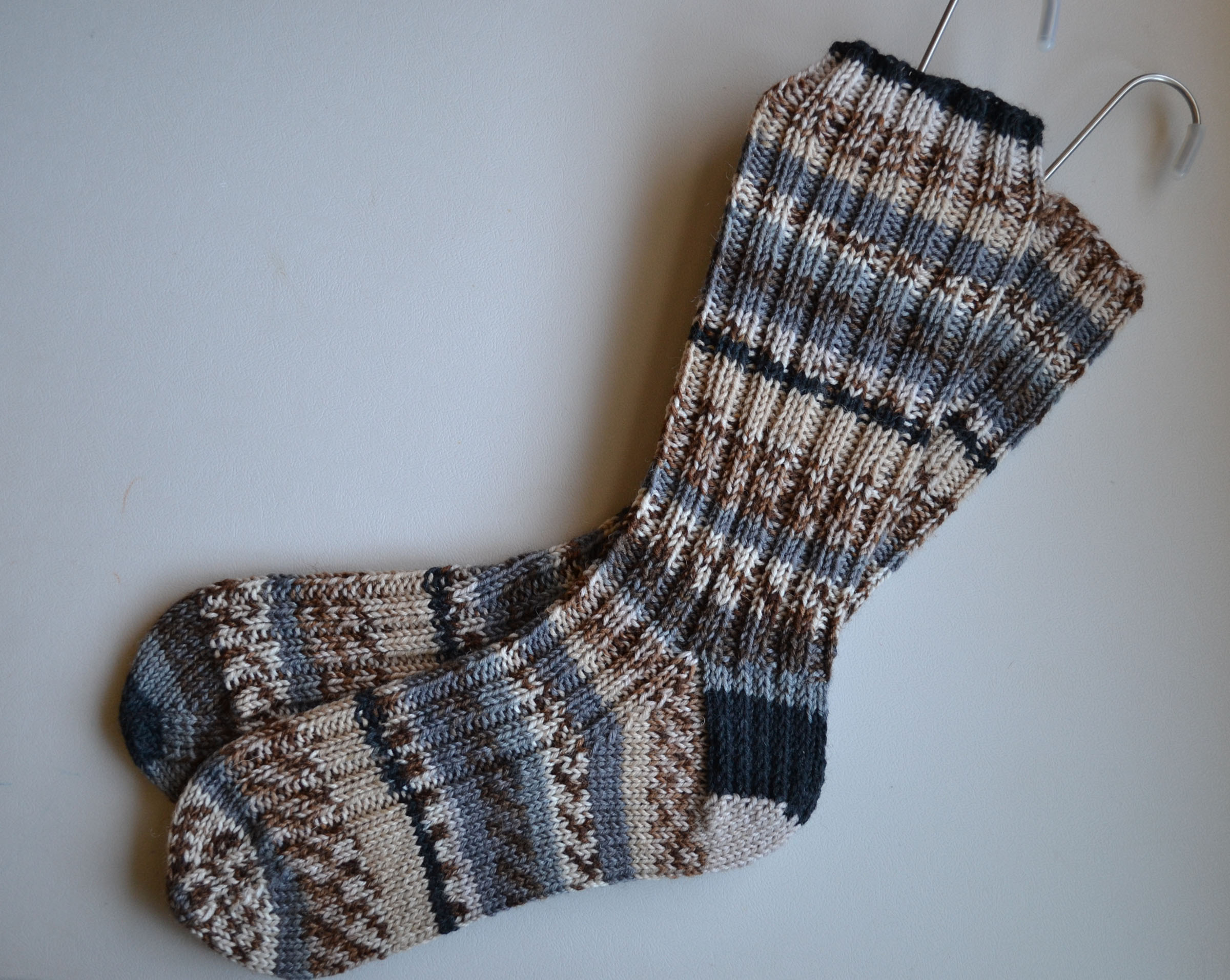 Churchmouse Basic Sock + ONline Supersocke – knittingsarah