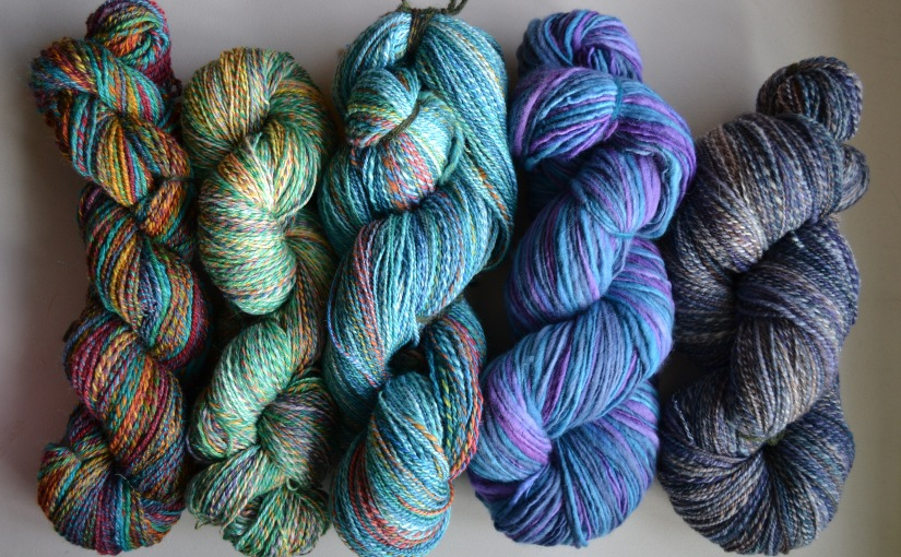Tour de Fleece 2014 Wrap-Up