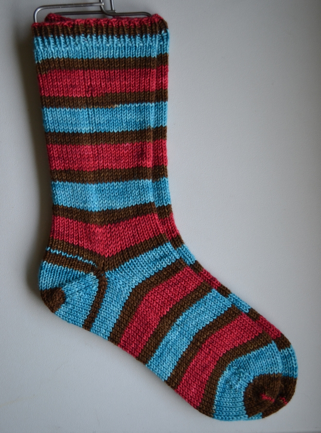 SW Ares whole sock