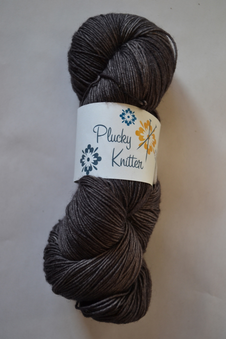 plucky grey