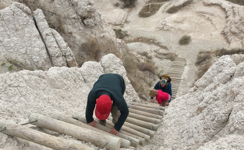 In the Badlands: The Final Two Hikes