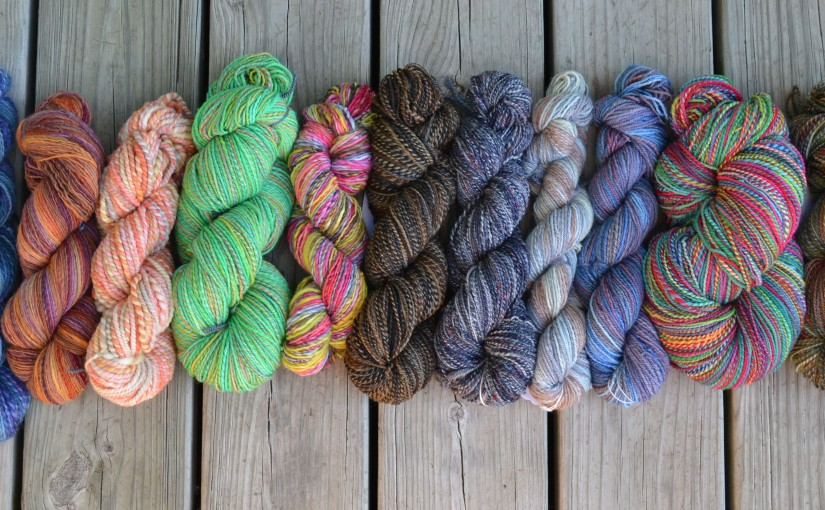 Tour de Fleece 2015: Week 3 & Wrap-Up