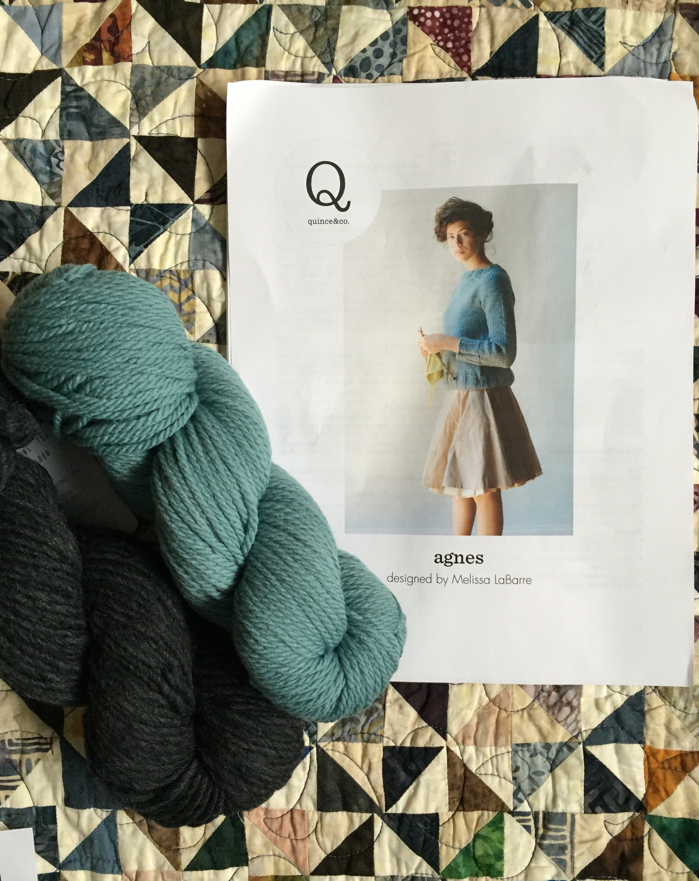 Agnes: The Ultimate in Big, Cozy, Warm Sweaters – knittingsarah