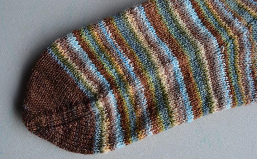 Handspun Socks, For theWin!
