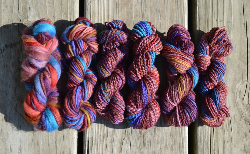 What 6 Mini Skeins Taught Me