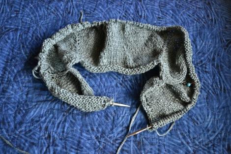 kestrel sweater