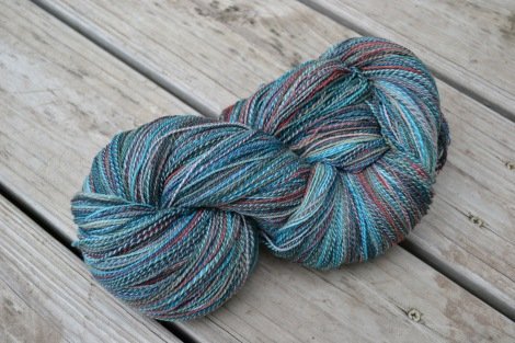 outside skein