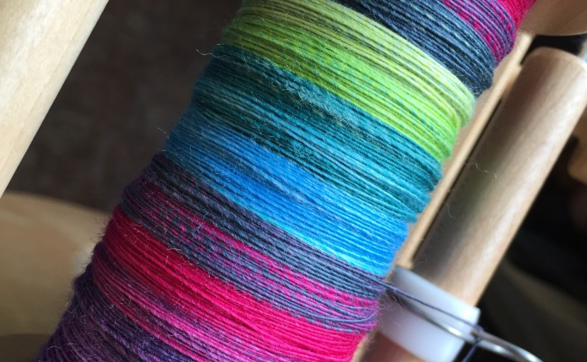 Tour de Fleece 2016 Week 1 Recap