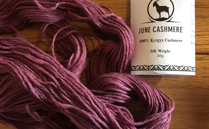 In Review: June Cashmere